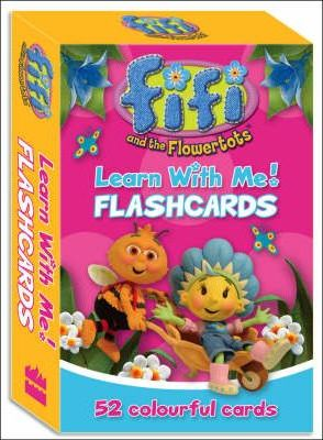 """Fifi and the Flowertots"" - Flashcards"