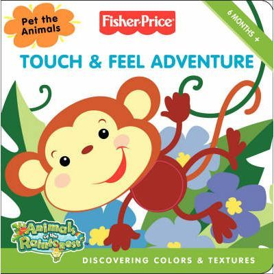 Rainforest Touch and Feel Adventure