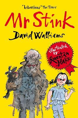 Mr Stink Cover Image