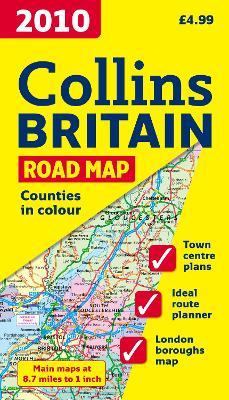 2010 Collins Map of Britain