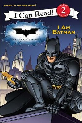 I am Batman: I Can Read! v. 2