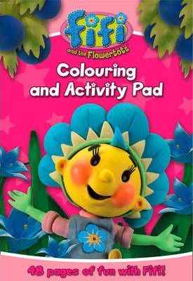 Colouring Fun Activity Pad