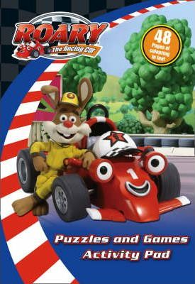 """Roary the Racing Car"" - Puzzles and Games Activity Pad"