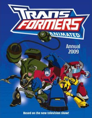 """Transformers"" Animated - Annual 2009"