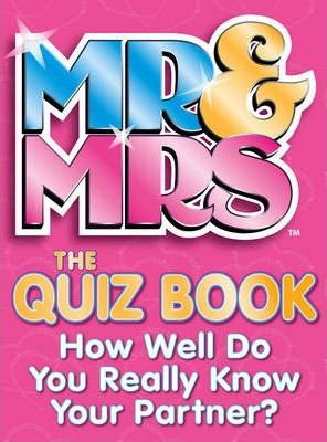 """Mr & Mrs"": The Quiz Book"