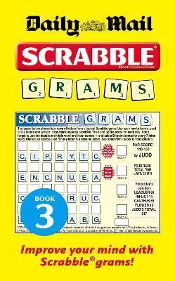 "Collins ""Daily Mail"" Scrabble Grams: Puzzle Book No. 3"