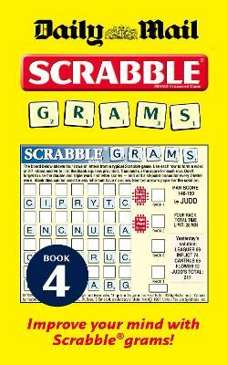 "Collins ""Daily Mail"" Scrabble Grams: Puzzle Book No. 4"