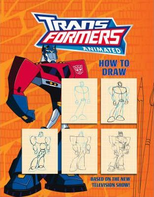 """""""Transformers"""" Animated - How to Draw"""