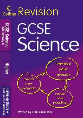 GCSE Science OCR: Higher: Revision Guide + Exam Practice Workbook