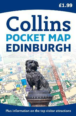Edinburgh Pocket Map