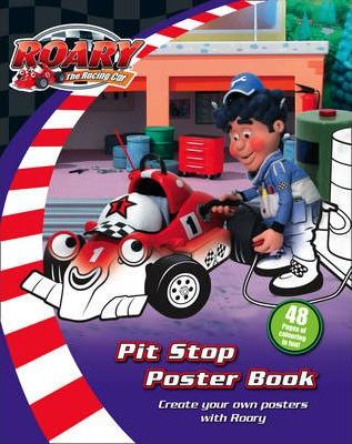 Pit Stop Poster Book