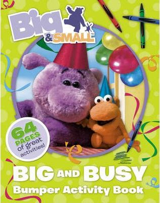 Big and Busy Bumper Book of Fun