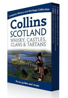 Collins Scotland Box Set: Whisky, Castles, Clans and Tartans