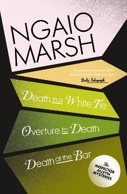 Death in a White Tie / Overture to Death / Death at the Bar