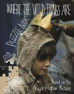 Where the Wild Things are - Jigsaw Puzzle Book