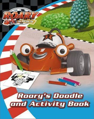 Roary's Doodle and Activity Book