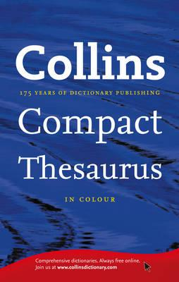 Collins Compact Thesaurus