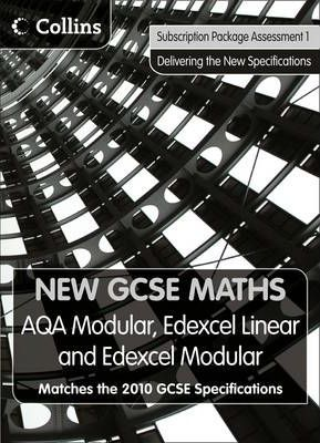 New GCSE Maths - Subscription Package Assessment 1
