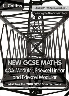 New GCSE Maths - Subscription Package Assessment 2