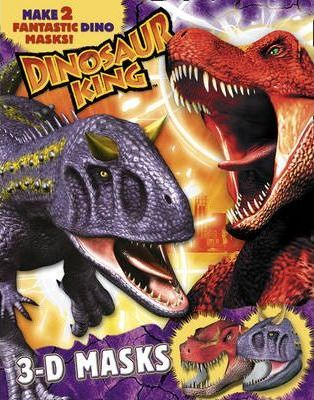 Dinosaur King: 3-D Masks