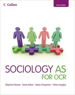 Sociology AS for OCR