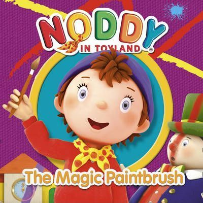 Noddy and the Magic Paintbrush