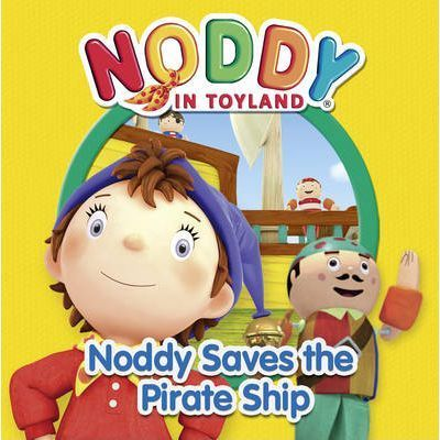 Noddy Saves the Pirate Ship