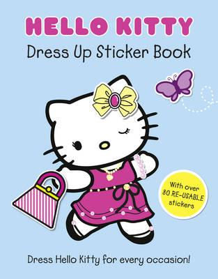 Hello Kitty Dress Up Sticker Book