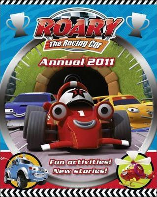 Roary the Racing Car Annual 2011