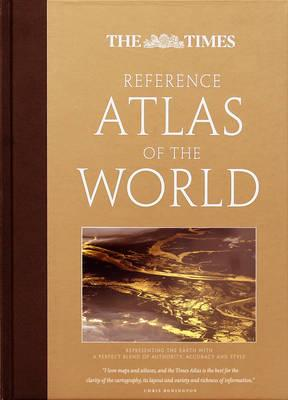 Times World Atlases - The Times Reference Atlas Of The World (Fifth Edition)
