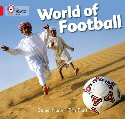 World of Football  Band 02a/Red a