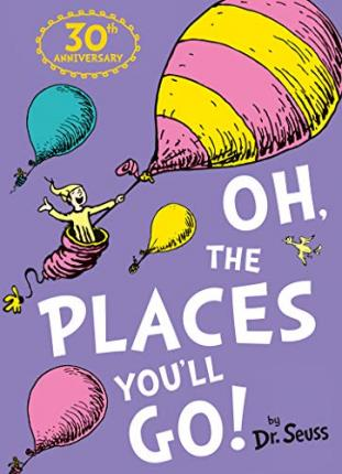oh the places you ll go dr seuss 9780007413577