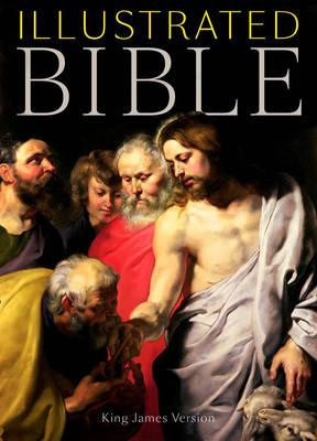 Holy Bible: King James Version (KJV) Illustrated Edition