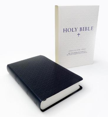 Holy Bible: New Revised Standard Version (NRSV) Anglicised Deluxe Edition with Daily Readings and Prayers from the Church of England's Common Worship