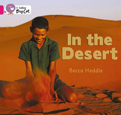 In the Desert: Pink B/Band 01b
