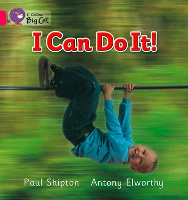 I Can Do it: Pink B/Band 01b