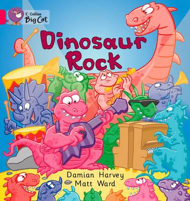 Dinosaur Rock: Pink A/Band 01a