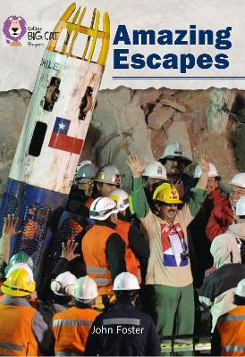amazing escapes : john foster : 9780007428915