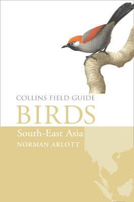 Birds of South-East Asia Cover Image