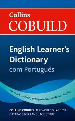 COBUILD English Learner's Dictionary with Portuguese