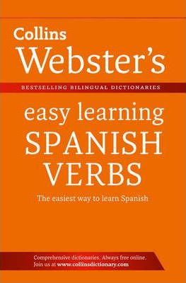Webster's Easy Learning Spanish Verbs