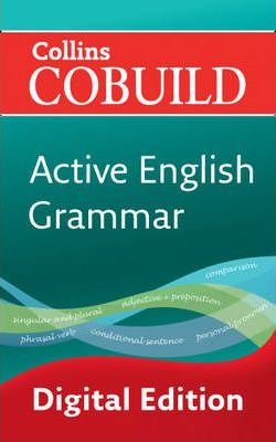 Collins Cobuild: Active English Grammar