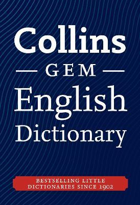 Collins Gem Dictionary for India
