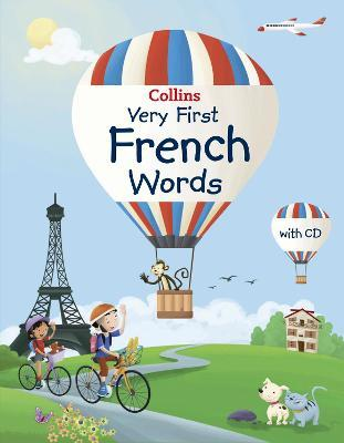 Collins Very First French Words