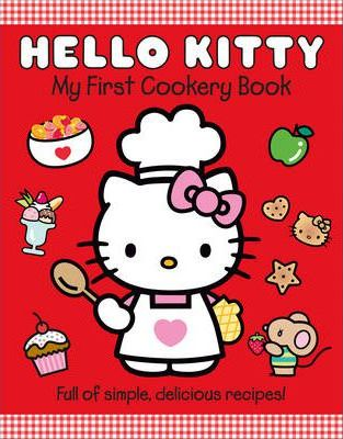 My Hello Kitty First Cookbook
