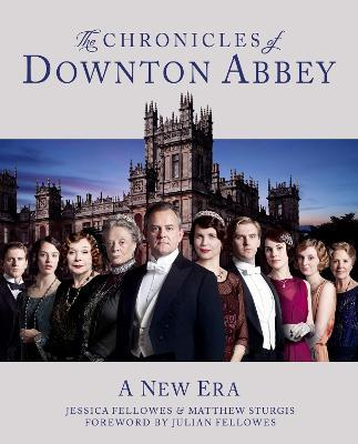 The Chronicles of Downton Abbey (Official Series 3 TV tie-in) Cover Image