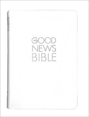 Good News Bible (GNB): White Compact Gift Edition
