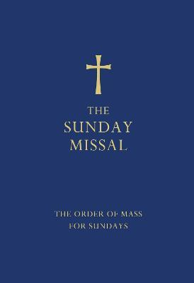The Sunday Missal (Blue edition)