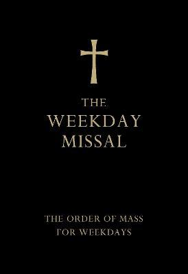 The Weekday Missal (Deluxe Black Leather Gift edition)