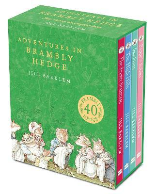 Adventures in Brambly Hedge